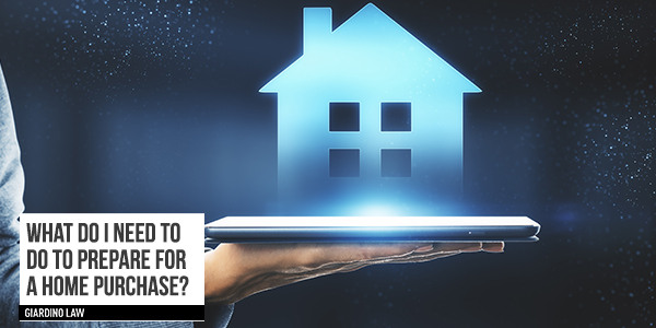 What Do I Need To Do To Prepare For A Home Purchase?