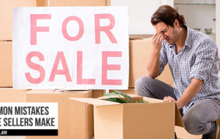 Common Mistakes Home Sellers Make