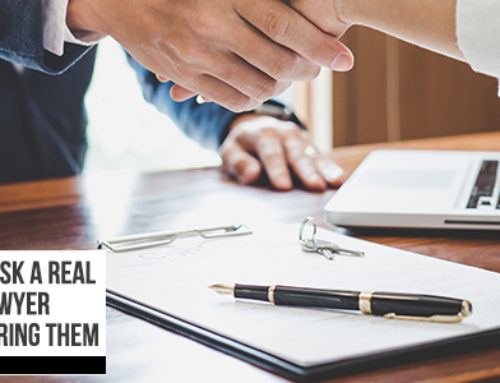 What To Ask A Real Estate Lawyer Before Hiring Them